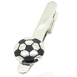 ASPG Krawattenklammer Fußball Design