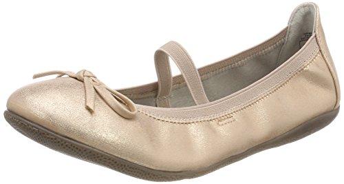 Indigo Schuhe Mädchen 422 227 Geschlossene Ballerinas, Gold (Rosegold), 38 EU