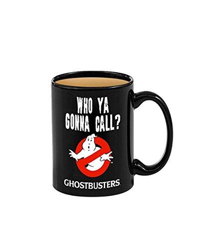Ghostbusters - Tazza termosensibile, con scritta in inglese
