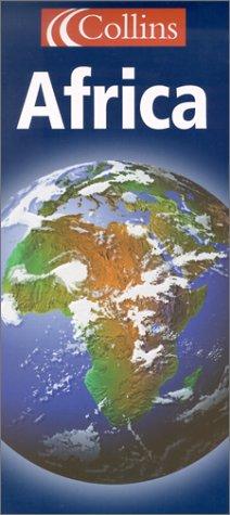 Carte routière : Africa (en anglais)
