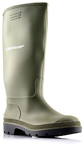 The Online Shoe Shop Mens Womens Ladies Branded Dunlop Waterproof Work Wellington Boots Shoes Size