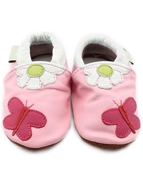 BONAMART ® Baby Junge Mädchen Schuhe Krabbelschuhe Kleinkinder Karikatur