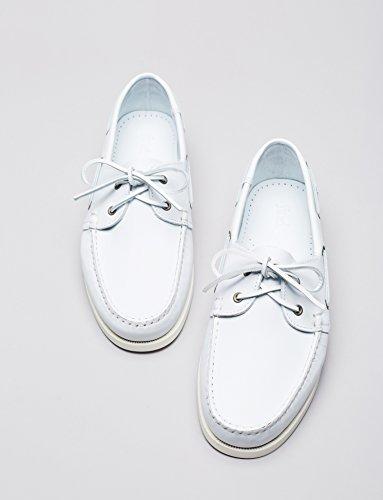 FIND Iconic Herren Bootschuhe Weiß (White)