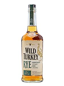 Wild Turkey Straight Rye Whiskey - 700ml by Austin Nichols