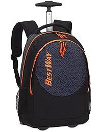 suchergebnis auf f r rucksack mit rollen schule koffer rucks cke taschen. Black Bedroom Furniture Sets. Home Design Ideas