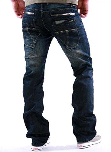 M.O.D Jeans DANNY Algiers Blue Blau