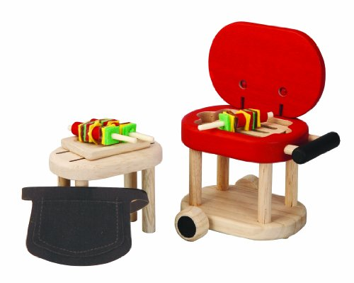 PLANTOYS 7345 barbecue set (japan import)