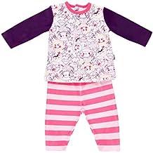 c82e3192df246 Petit Béguin - Pyjama bébé 2 pièces velours ...