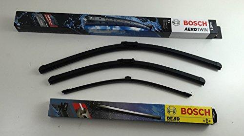 Preisvergleich Produktbild Bosch Aerotwin Scheibenwischer Set A297S vorn und A402H hinten