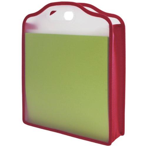 Storage Studios CH93391 Expanding Paper Folio für 12 x 12 Blatt, 39,9 x 33 x 7,6 cm, Farbe kann variieren -