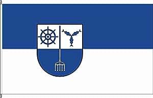 Hochformatflagge Maasholm - 150 x 500cm - Flagge und Fahne