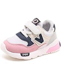 Bambini Scarpe Casual Ragazzi Ragazze Sneakers Bambino Aria Mesh  Traspirante Soft Bambini Che eseguono Scarpe Sportive a8ba2dde424