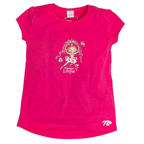 Prinzessin Lillifee Salt & Pepper Mädchen T-Shirt Stick Uni Lillifee