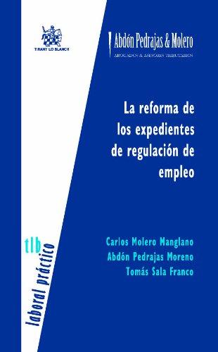 La reforma de los expedientes de regulación de empleo
