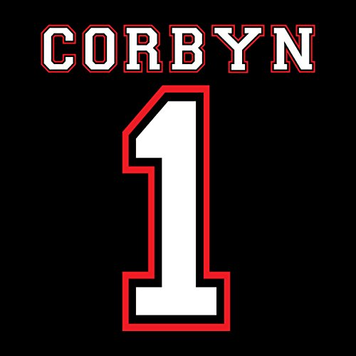 Jeremy Corbyn Number One Women's T-Shirt Black