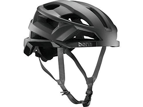 Bern Herren fl-1MIPS Bike Helm, Herren, FL-1 MIPS, matte black (M)