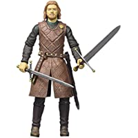 Game of Thrones Toy - Ned Stark 6 Inch Deluxe Collectable Action Figure - House Stark