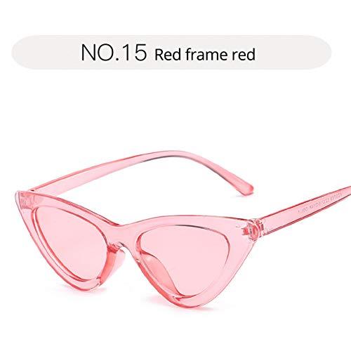 LIUYAWEI Mode billig cat Eye Sonnenbrille Frauen 2019 lila gespiegelt Sonnenbrille für weibliche Retro Vintage