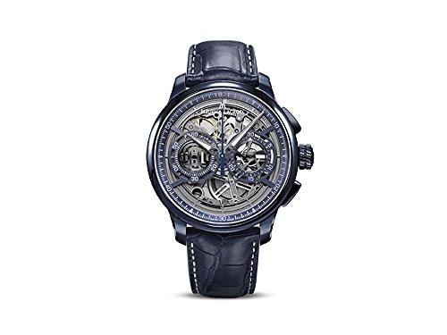 Reloj Automático Maurice Lacroix Masterpiece Chronograph Skeleton, Ed. Limitada