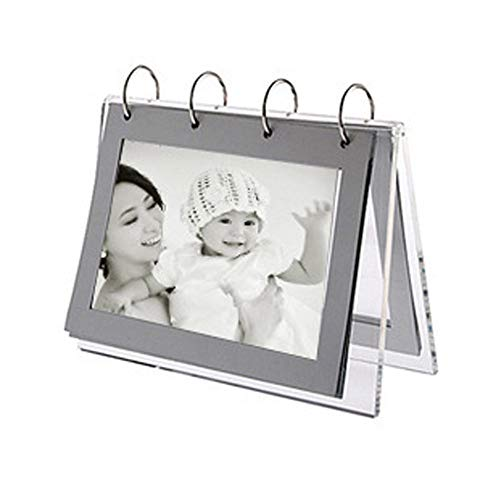 Bruchsichere Acryl-R/ückenlehne Baby Spiegel mit 360 Grad-Korrektur-Design f/ür die Beobachtung des Babys Jede Bewegung Leegoal R/ücksitzspiegel f/ür Babys Sicherheit