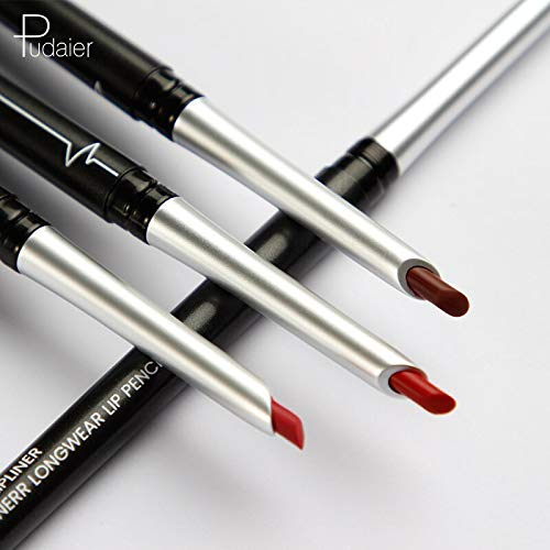 NOTE Professional Matte Lip Liner Smooth Easy To Wear Lipstick Lips Contour Liner Pencils Waterproof Lip Gloss Makeup -