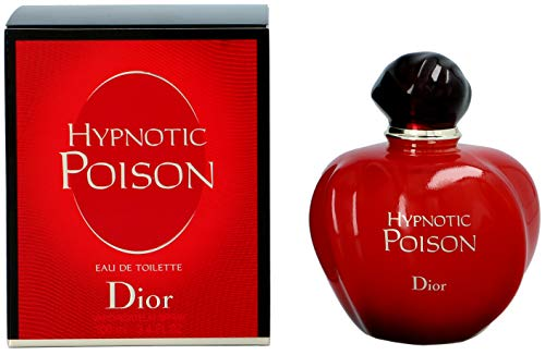 Dior Hypnotic Poison femme/ woman, Eau de Toilette, Vaporisateur/ Spray, 1er Pack, (1x 100 ml)