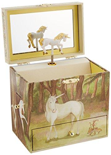 ENCHANTMINTS-B1202-Spieluhr-Unicorn-Einhorn-Spieldose-Musikdose-Spieluhren-das-ideale-Geschenk-zur-Geburt-Taufe-Geburtstag-Namenstag-oder-zwischendurch-als-Mitbringsel-Aufmerksamkeit-berraschung-Danke