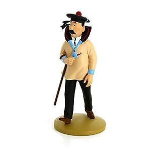 Figura de colección Tintín Hernández marinero Moulinsart 42201 (2016) 8