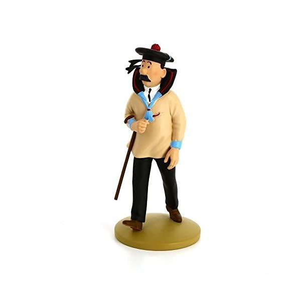 Figura de colección Tintín Hernández marinero Moulinsart 42201 (2016) 1