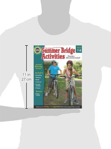 Summer Bridge Activities 7-8: Bridging Grades Seventh to Eighth