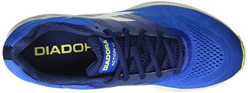 Diadora Herren Action +2 Laufschuhe Blau (Blu Campana/bianco)