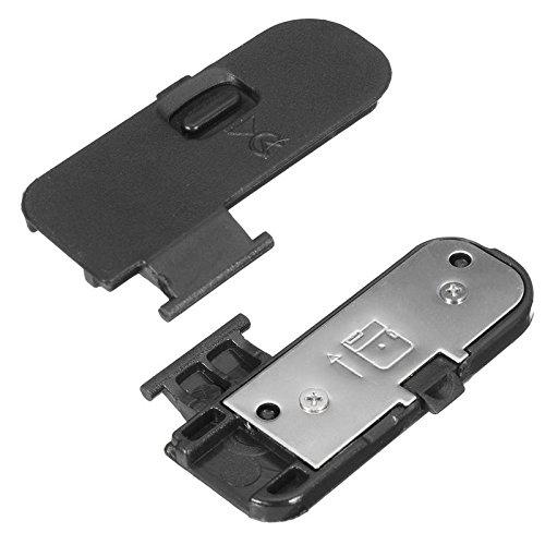 Ersatz Kamera Akku Tür Abdeckung Fall Gap Deckel Reparatur Teil für Nikon D3200D3300 (Fall Kamera-akkus)