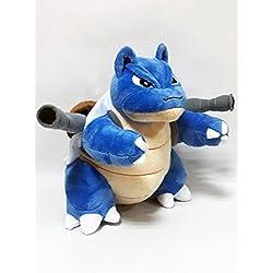 Pokemon Peluche Blastoise/Turtok/Tortank 30cm