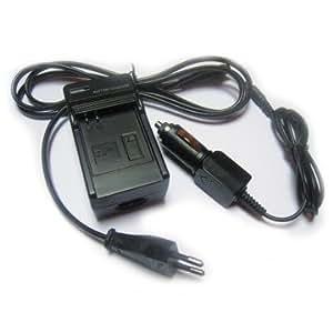 Chargeur Casio EX-P505 EX-P600 EX-P700 EX-Z30 EX-Z50