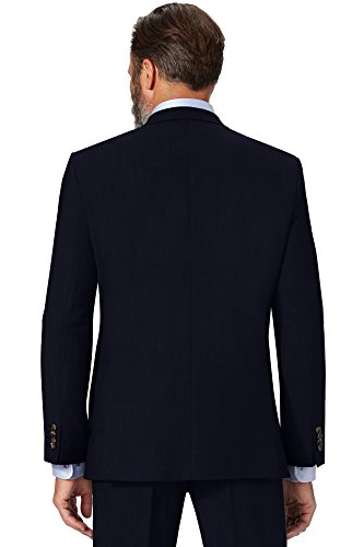 Baumler Slim Fit, Completo Uomo blu navy