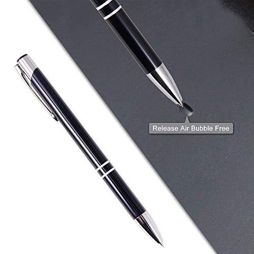 Preisvergleich Produktbild FOSHIO Car Wrapping Werkzeuge Set mit Retracting Air Release Stift, Handschuh und Rakel