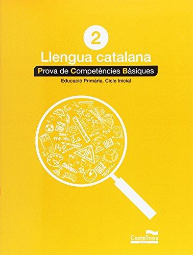 Català 2: proves competències bàsiques (Prova de Competències Bàsiques) - 9788498049527