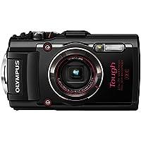 Olympus Tough TG-4 Camera - Black