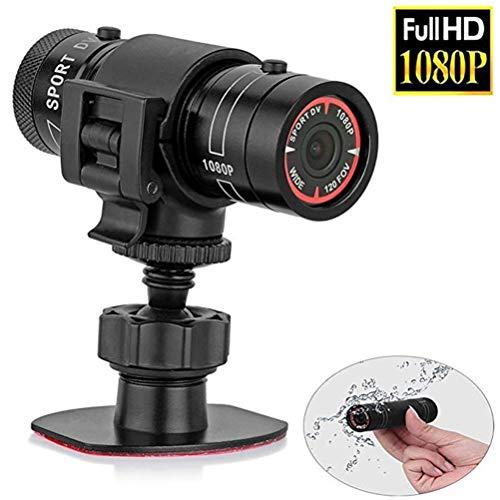 AWIS Full HD 1080P Mini Camcorder,Tragbarer Sport Action Recorder,Fahrrad Moto Helm Kamera,Digitale Mikro Kamera