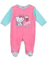 Pyjama bébé fille Charmmy kitty Love rose/turquoise 23mois
