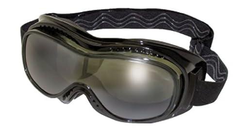 Global Vision Eyewear mach-1Anti-Fog Schwimmbrille, smoke