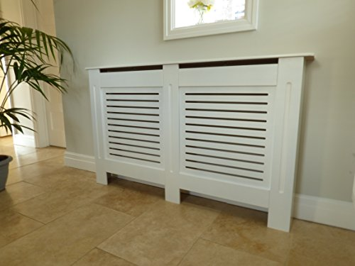 Painted-Radiator-Cover-Radiator-Cabinet-Modern-Style-White-MDF-Extra-Large-1720mm-x-815mm-x-190mm