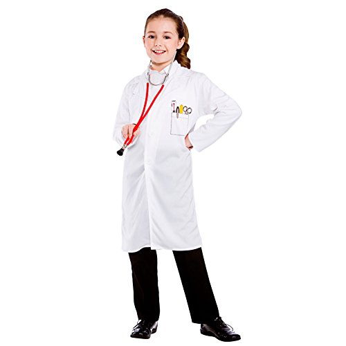 Doctors Coat -Unisex (5-7) **NEW**
