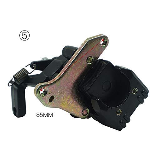 SHENLIJUAN Bremssattelauflagen für Hinterräder für Yamaha ATV Warrior Banshee Blaster Raptor 200 250 350 660 1987-2006 (Farbe : Model E) -