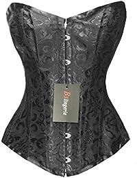 14071f2f96f5 Amazon.it: Corsetto broccato - Donna: Abbigliamento