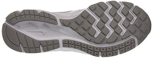 Nike Downshifter 6 Ltr (Gs/Ps), Scarpe da Corsa Uomo Bianco (White/white-wolf Grey)