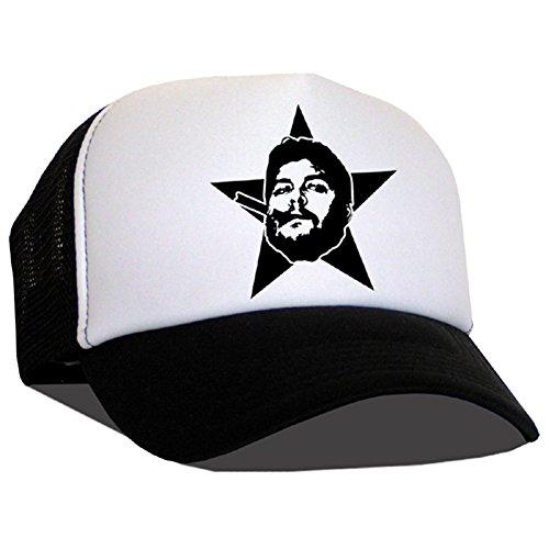 """Raphia Art""""Ernesto Che Guevara New Casquette en maille"""