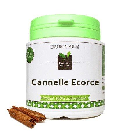 Cannelle écorce1000 gélules gélatine végétale