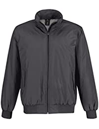 B&C Collection Waterproof Bomber Jacket With Hood