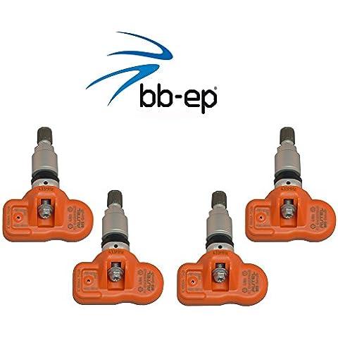 Sensore pressione pneumatici/RDKS sensore/Sistemi di controllo pressione pneumatici 95665275(4pezzi) per Hyundai Accent periodo di costruzione 03–2014fino a 12–2015